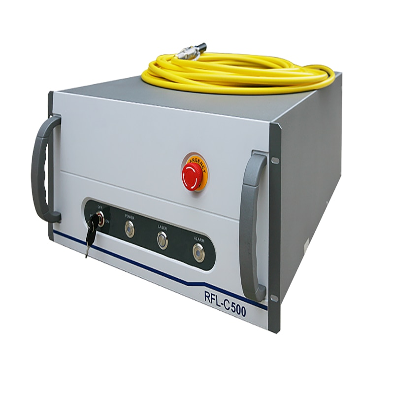 Fonte do laser da fibra da fonte 500w 1kw 2kw 3kw 4kw 6kw