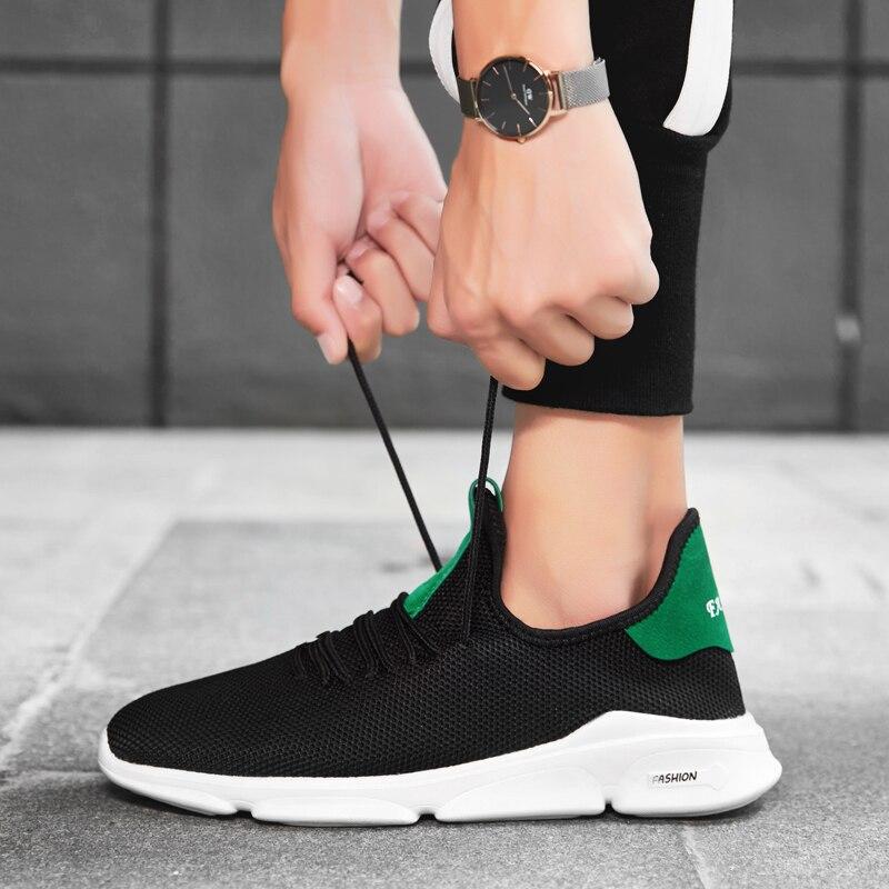 Zapatos de Hombre Zapatos transpirables casuales para adultos zapatillas de moda Zapatos...