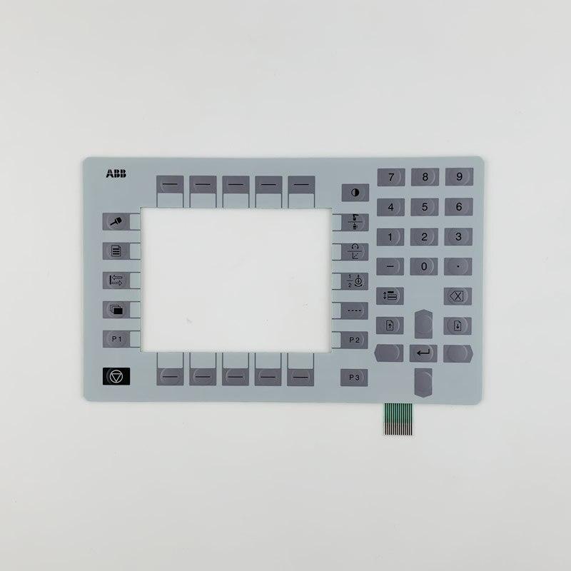 لوحة مفاتيح غشائية التبديل ل أب أتمتة مرنة كما TPU2 3HNE00312-1 تعليم قلادة 3HNE 00312-1 غشاء إصلاح لوحة المفاتيح