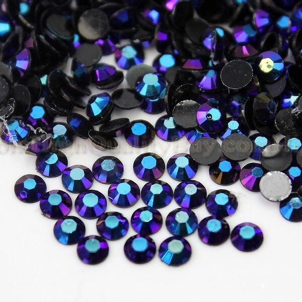 1000pcs/Lot 3D Laser Design Vogue Nail Art Manicure Wheel Decoration Glitter