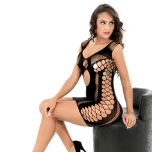 sexy dress erotic transparent dress sissy lingerie sexy dress for sex night o-neck women