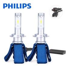 Philips Ultinon Essential H7 светодиодный 12 в 6000K автомобильные лампы для передних фар, автомобильные лампы HL для тепловых фар, Cool 11972UEX2 luces светодиодный para Auto 2 шт.