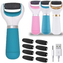 Foot Care Machine Foot Hard Dry Dead Cuticle Skin Remover Pedicure Care Tools Removal Foot Grinding