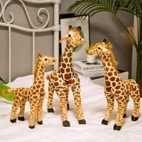 plush toys stuffed animals giraffe doll children baby kids birthday gift