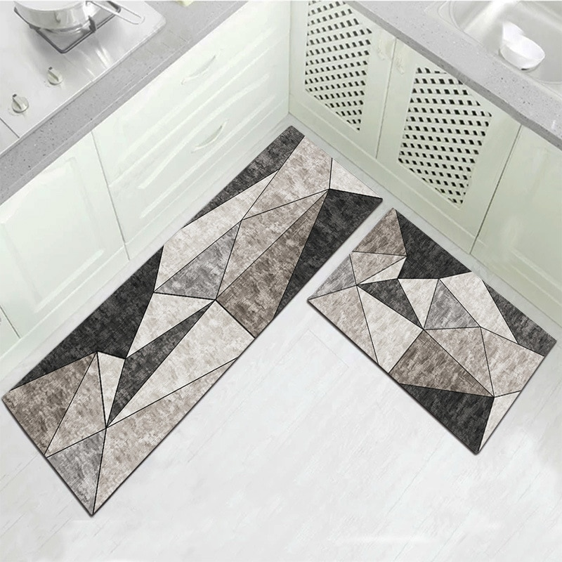 المضادة للانزلاق المطبخ حصيرة الحديثة حمام السجاد مدخل ممسحة Tapete ماصة السجاد لغرفة النوم الصلاة وسادة