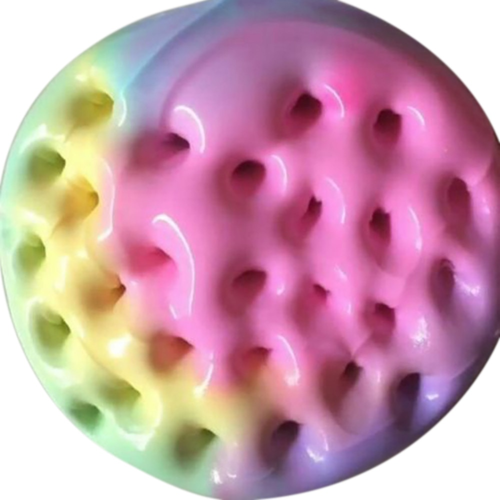 DIY Slime Toys 100ml Beautiful Mixing Fluffy Floam Slime Scented Stress Relief Kids Sludge Toy Children's Modeling Slime toys