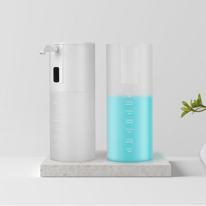 Home Bathroom Chargeable Liquid Soap Dispenser Hand Sanitizer Automatic Sensor Smart Foam  Punch-Free Hand Small Washing Machine недорого