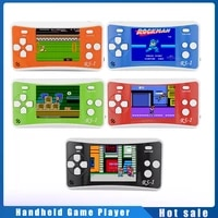 2 5 inch handheld game players portable video game console color mini gamepad joystick built in 89 classic games for kid gift