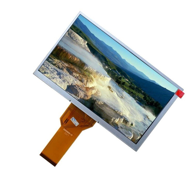 4 3 lcd display module with touch screen 7 inch AT070TN94 800x480 TFT LCD module screen display panel Without Touch Screen