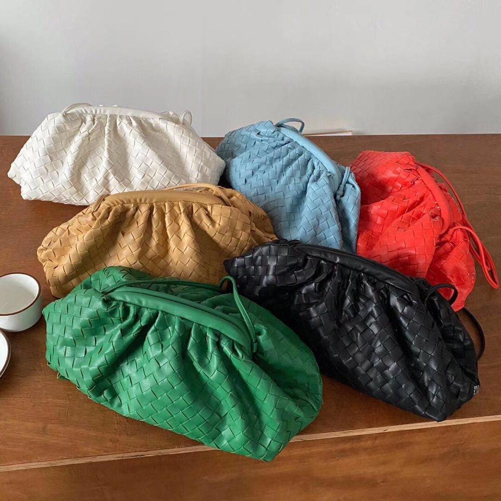 The Pouch Envelope Bag Luxury Handbags Clutches Women Cloud Bags Designer Shoulder Messenger Bag Ins Hot Purses Dumpling Package