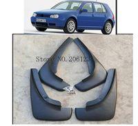 Car Mud Flaps For VW Golf 4 Mk4 IV Bora Jetta 1998-2005 Mudflaps Splash Guards Front Rear Fender Mudguards