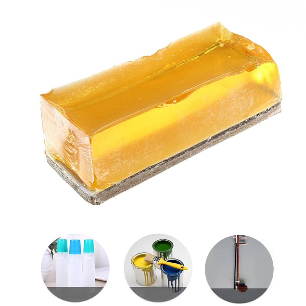 Colofonia de cartón para soldador eléctrico, 5 uds., soldadura suave, sin plomo, Escala de soldadura, polvo de resina Natural