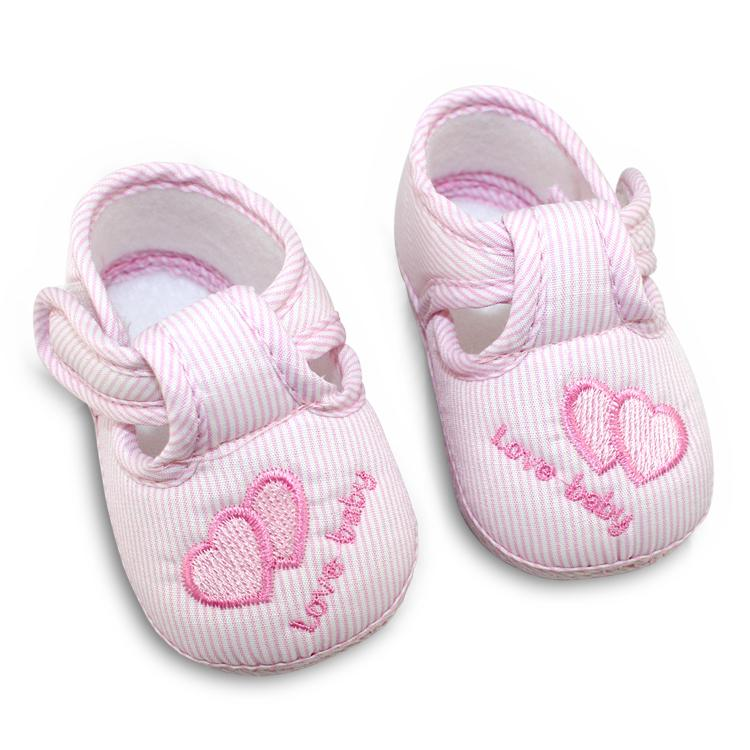 Autumn Infant Shoes Candy Baby Toddler Cotton Soft Sole Skid-proof First Walkers Kids infant Shoes 3