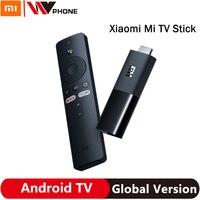 Xiaomi Mi TV Stick смартфон с четырёхъядерным процессором, ОЗУ 1 ГБ, ПЗУ 8 ГБ, Android TV