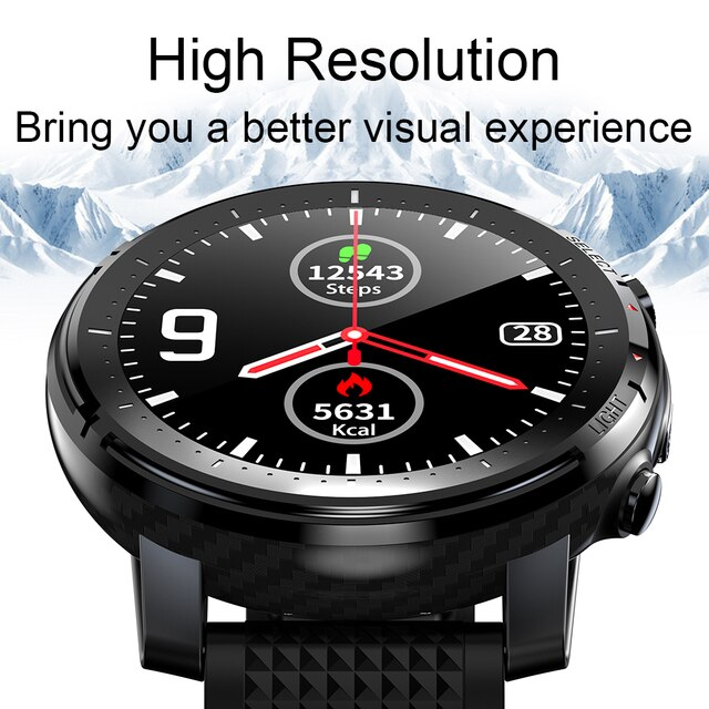 Smart Watch Men IP68 Waterproof Sports Smartwatch Women Android Reloj Inteligente 2021 Smart Watch For Android Huawei IOS Iphone 4