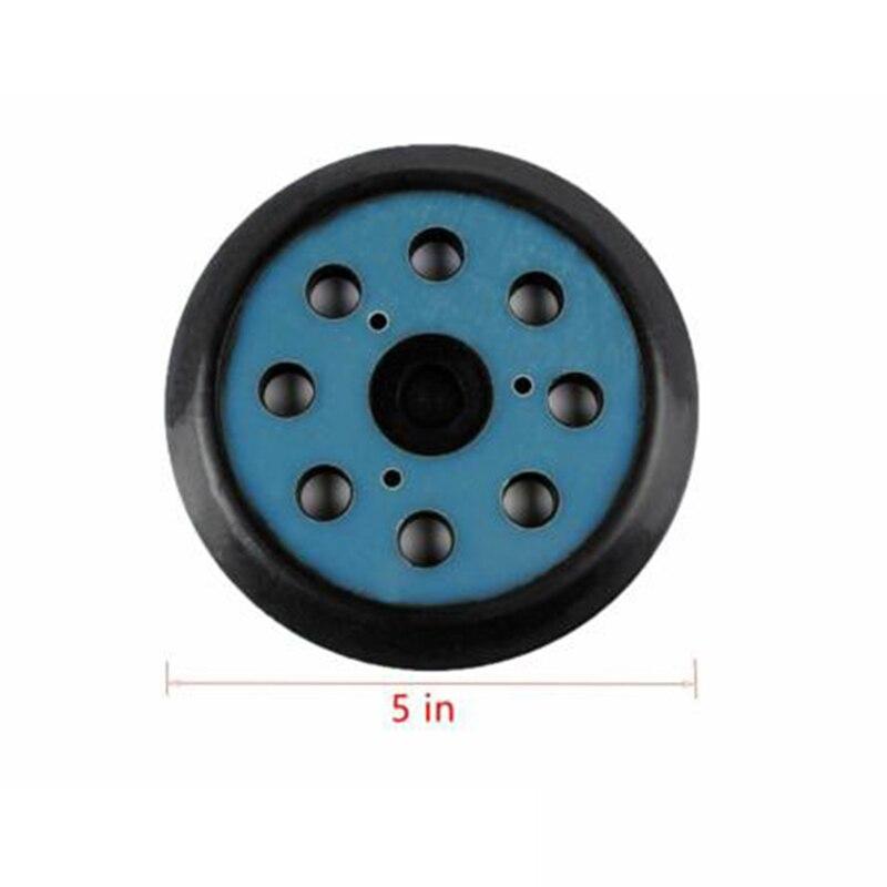 5 losowa podkładka szlifierska do modeli Makita BO5030 BO5021 BO5011 BO5012 przydatna