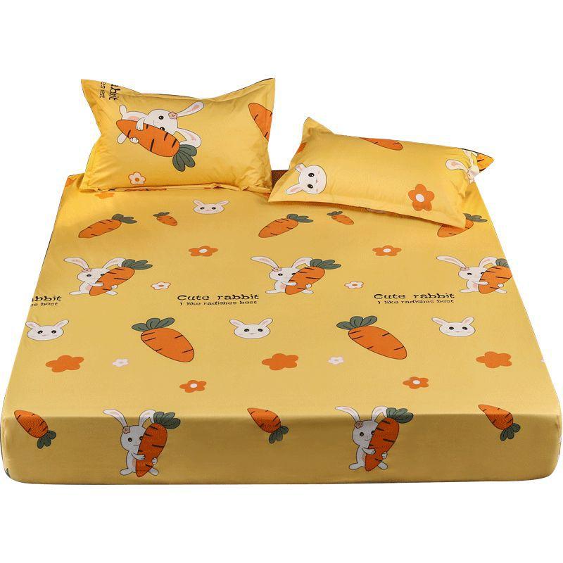 Yvonicky-غطاء مرتبة سرير مائي ، مفرش سرير مائي ، مقاوم للماء ، فضفاض ، مرن ، رخيص