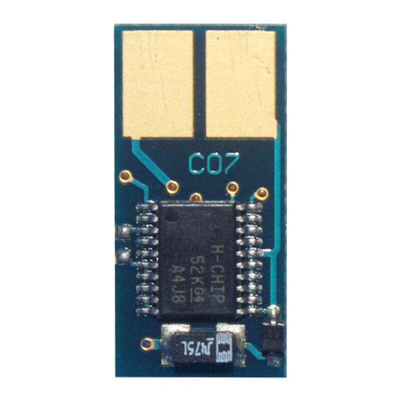 12K 7K 10K chip de tóner compatible para Lexmark C746 C748 X746 X748 impresora láser cartucho de recarga C746H2KG X746H2KG C748H1CG