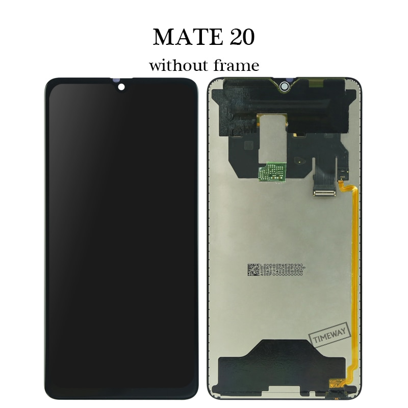Good quality for mate 20 lcd display  for mobile phone assembly replacement with touch screen enlarge