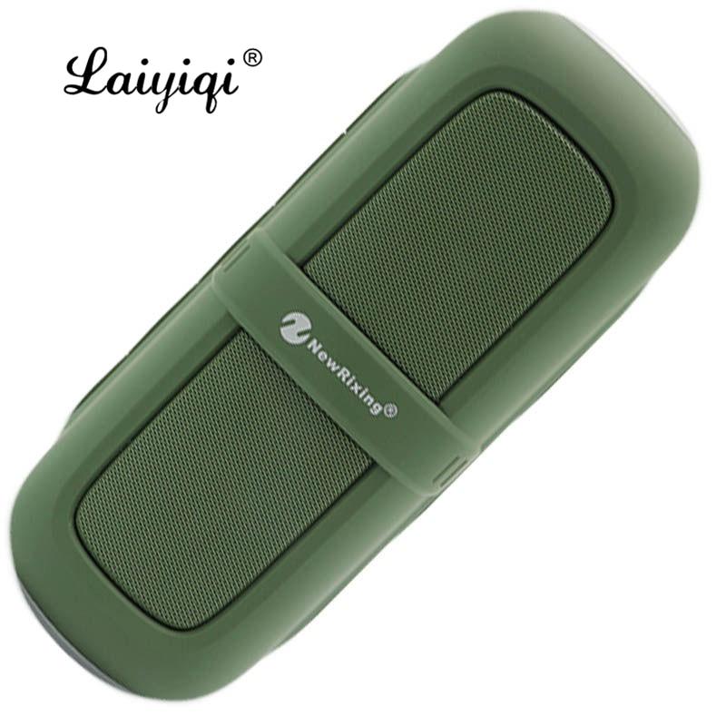 Laiyiqi de moda popular altavoz bluetooth impermeable a prueba de golpes a...