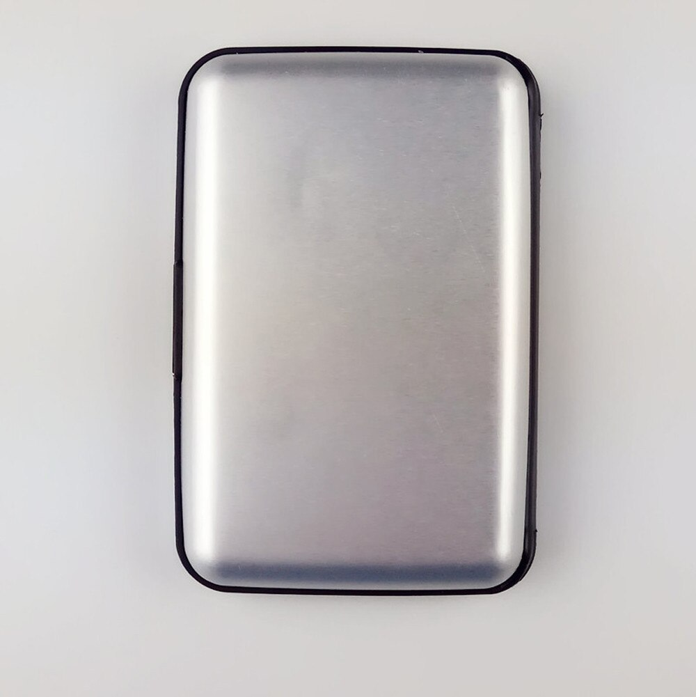 2020 Fashion Mens Wallet Waterproof Business ID Credit Card Wallet Plastic Pocket Case Bag Wallet Money Cash Holder Male #1218