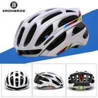 Велосипедный шлем MTB, EPS, цельнолитой, красный светодиодный