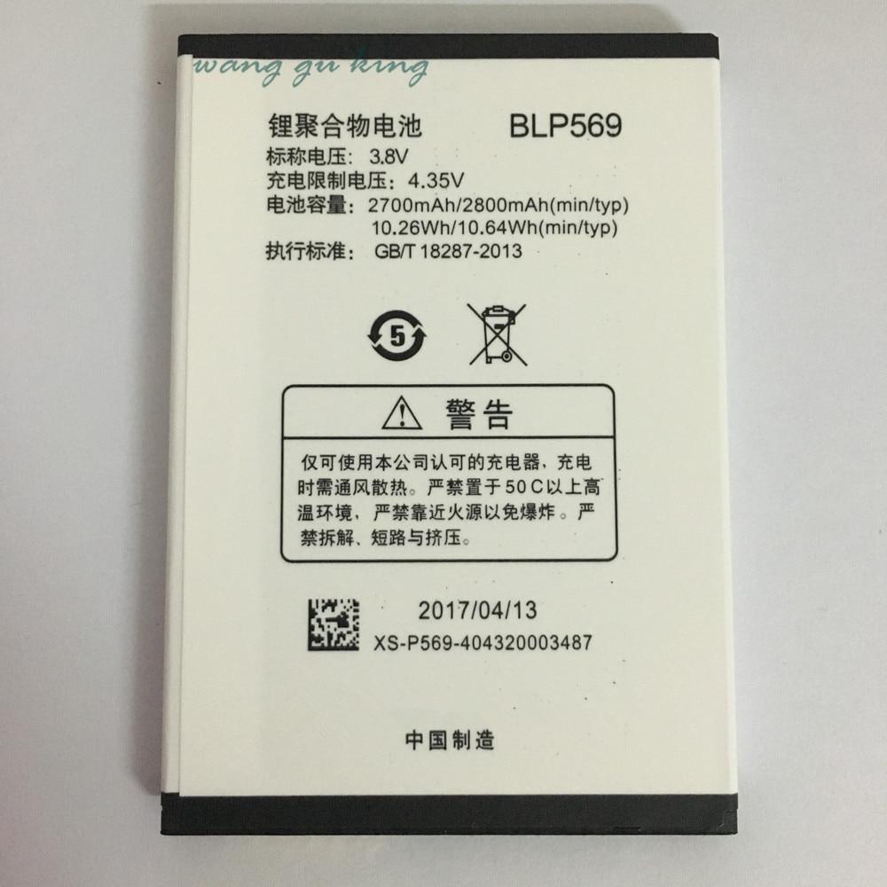 100% оригинальная запасная батарея BLP569 3,8 V 2700mAh высокого качества для OPPO Find 7 Find 7a X9000 X9006 LTE X9007 X9076 X9077