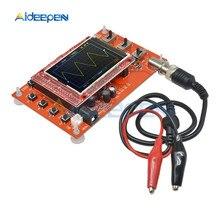 Oscilloscope numérique (entièrement assemblé) + boîtier acrylique + sonde DSO150 P6100 pour Arduino