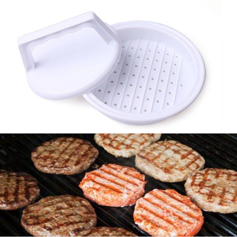 1 комплект, круглый пресс для гамбургеров из пищевого пластика, гамбургеров, мяса, говядины, гамбургеров, пресс для котлет, форма для кухни, и...