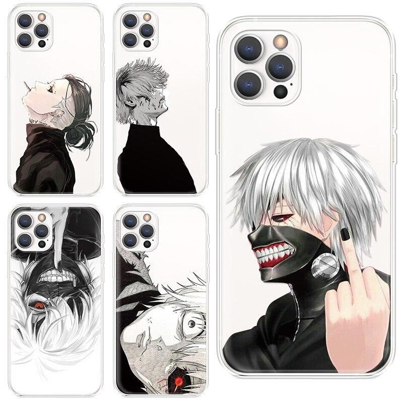 Animes casos para iPhone 12 Pro Max Mini para iPhone 11 Pro...