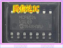 MCP6024-I/SL SOP14
