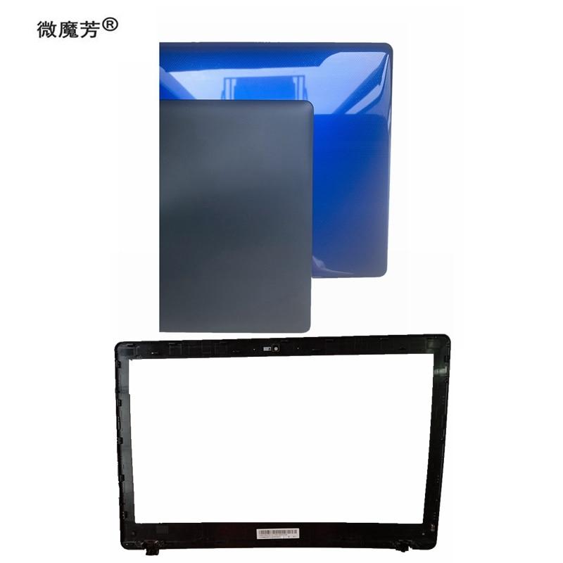 Cubierta trasera LCD/bisel frontal LCD para ASUS X550 X550E X550C X550VC X550V A550 Y581C Y581L K550V R510V R510C R510L F550V F550C