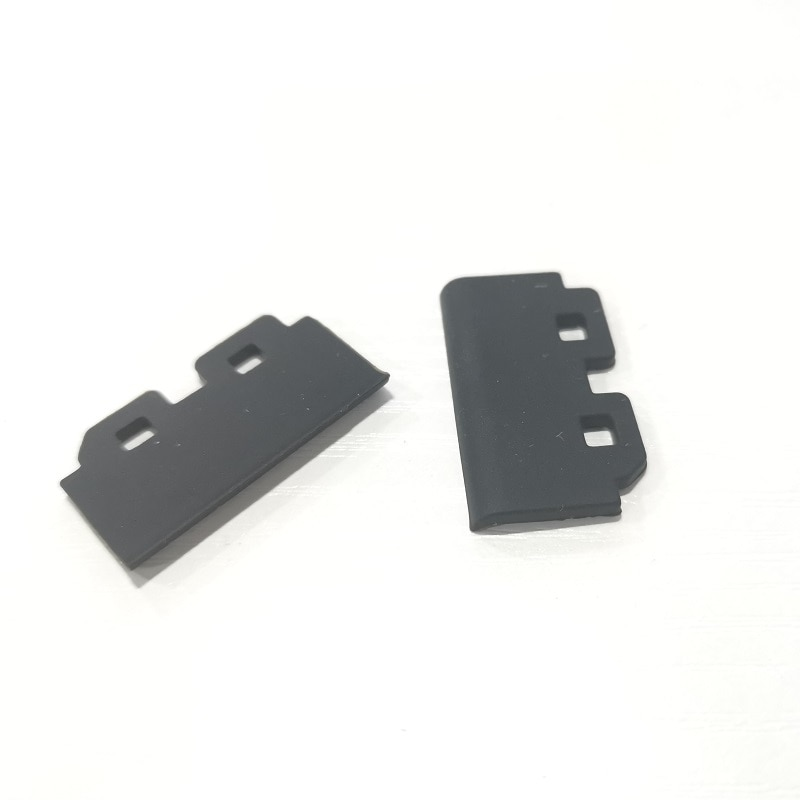 DOMSEM 2pcs Rubber wiper for A4 UV printer Epson R280 R285 R290 R295 R330  L800 L801 L805