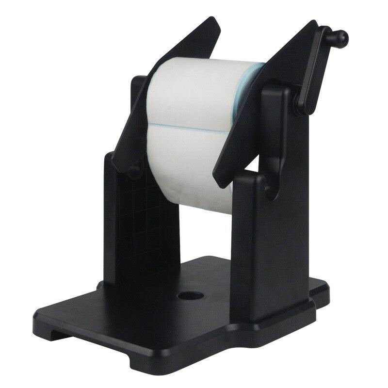 Универсальный новый ручной откатной перемотки этикеток для Argox TSC Godex Zebra и других принтеров, штрих-код принтер бумажный стент