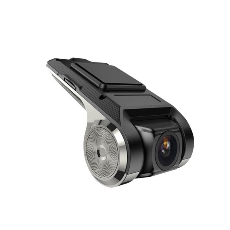 Автомобильный видеорегистратор с большим экраном, USB, ADAS, парковочный монитор, скрытый регистратор, ночное видение, помощь при вождении
