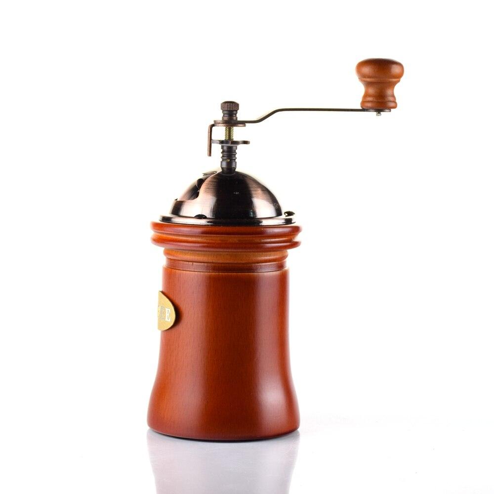 Molinillo de café Manual, molinillo de grano de café Manual, molinillo de madera antiguo, molinillo de café, molinillo de café, rodillo