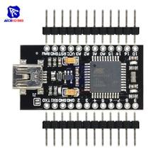Diymore Mini USB ATmega32U4 Pro Micro Module 5V 16MHz carte de microcontrôleur pour Arduino Leonardo