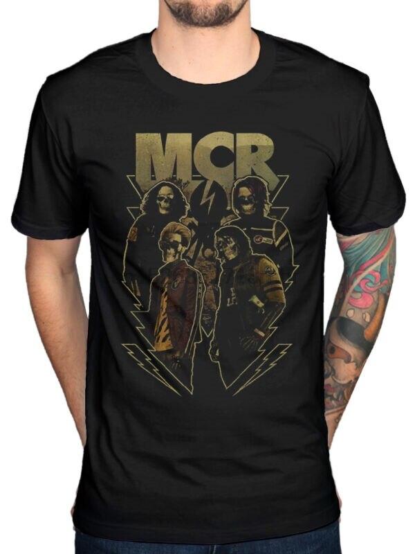 O meu Apetite para T-Shirt Perigo Chemical Romance Gerard Way Mercadoria