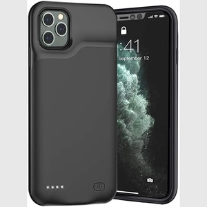 Battery Case New Thin Power Bank Battery Charger Case for Iphone11 11Pro Power Bank Power Bank for Iphone 11Pro Max Battery Case