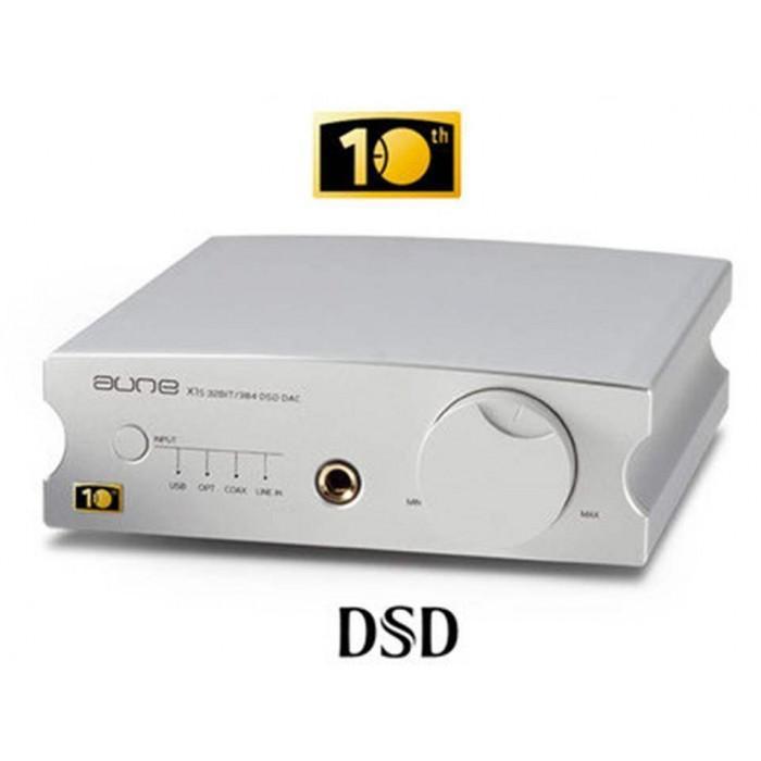 Aune-مكبر صوت سماعة الرأس ، إصدار الذكرى 10 ، 32 بت/384 كيلو DSD128 DAC