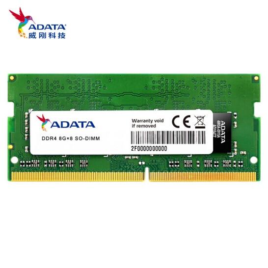 Ram da Memória Ram do Computador Portátil de 4g 16g de Adata 8g Ram Ddr4 2666mhz