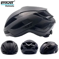 pmt ultralight bicycle helmet breathable road and mountain bike mold protector tick adjustment system 14 air holes k 02