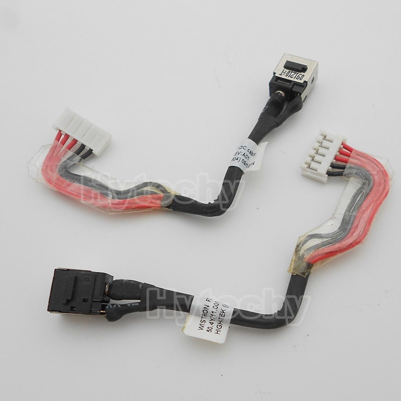 DC Power Input Jack In Cable for Lenovo IdeaPad U330 V350 Y330 50.4Y711.001