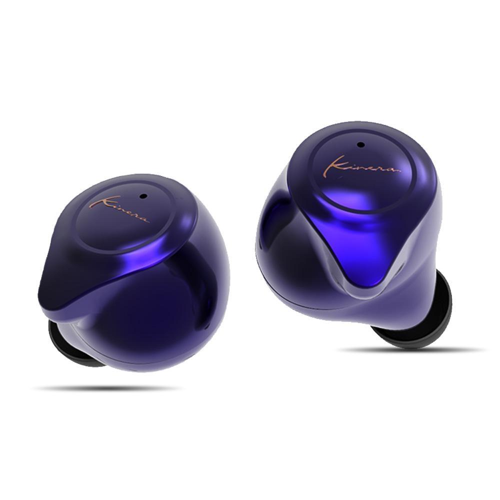KINERA YH623 TWS In Ear Monitor auriculares Bluetooth inalámbrico verdadero 5,0 Cancelación de ruido auriculares HIFI auricular DJ auriculares