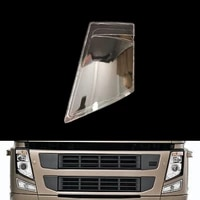 for volvo fm440 fm420 truck headlamp cover car headlight lens replacement auto shell