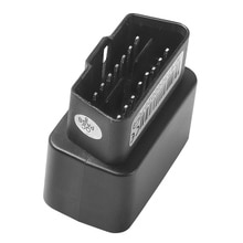 Automotive OBD Interface GPS Locator Miniature Anti-Theft Device Beidou Dual-Mode Tracker for Automotive Positioning, Logistics