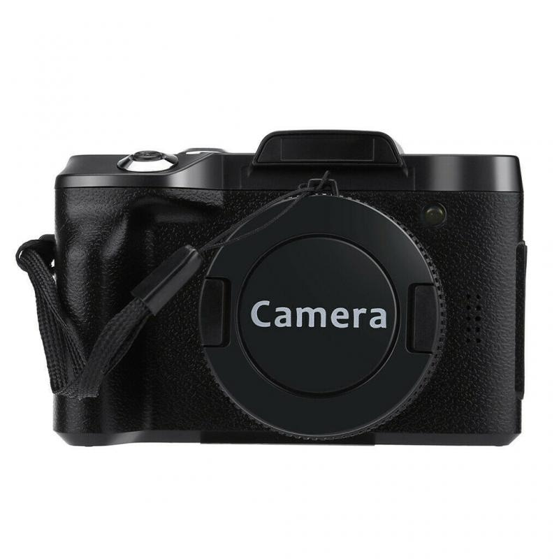 كاميرا رقمية احترافية عالية الدقة 1080p 16mp كاميرا فيديو CMOS الاستشعار تسجيل الدخول كاميرا الوجه