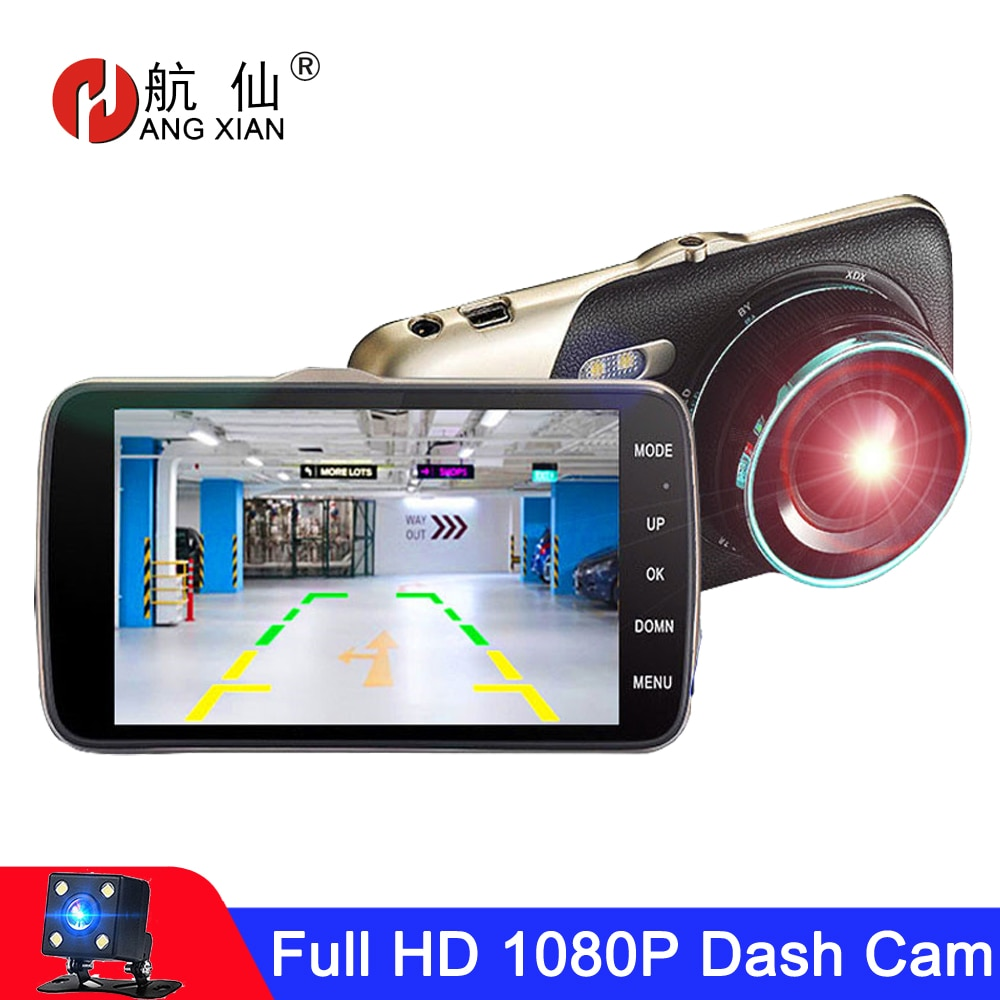 Dash cam Car DVR Camera 1080P Video Recorder dashcam car camera Dash Cam Car registrar Spuer Night Vision car camera recorder