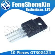 10 pièces GT30G124 TO-220F 30G124 TO220F À-220 MOSFET 600V 200A IGBT