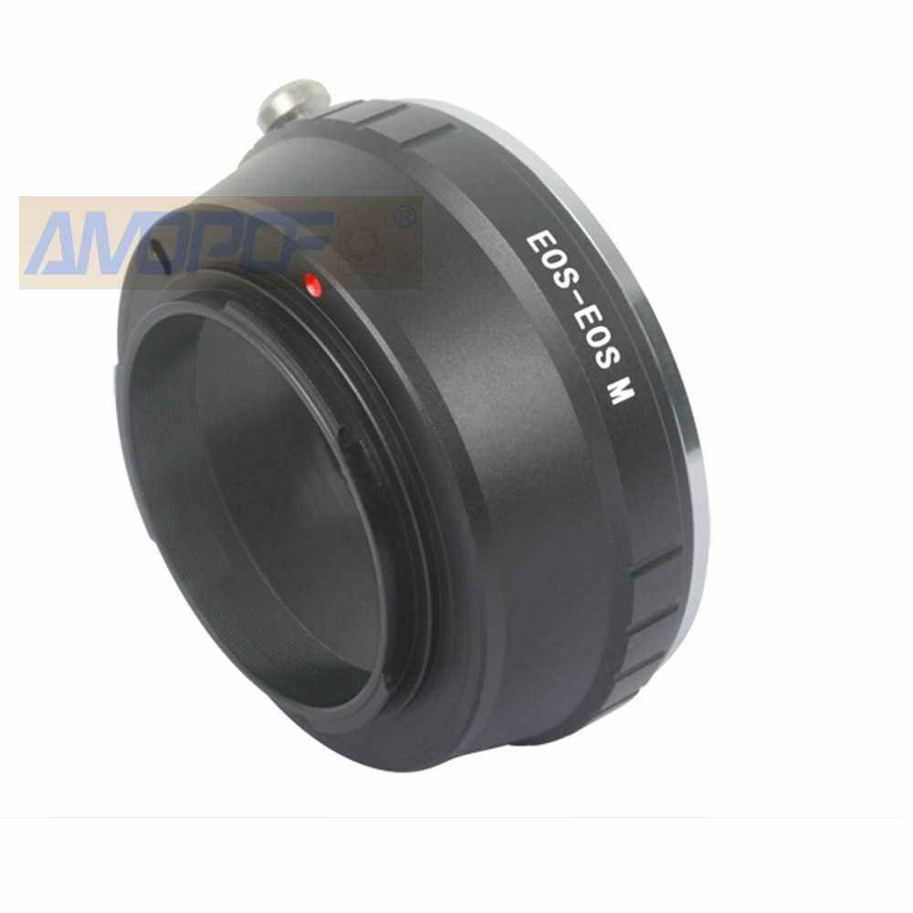 EOS a EOS M adaptador, Canon EOS lente de EF-S a Canon EOS M montaje cámara sin espejo M1 M2 M3 M5 M6 M10 M50 M100